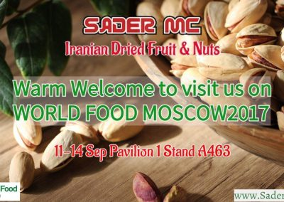 Sader Mc-World food Moscow