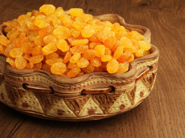 raisins-golden